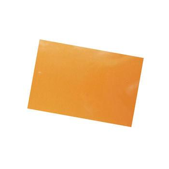 Coil Coat Solid Aluminum Chromatic Color Orange