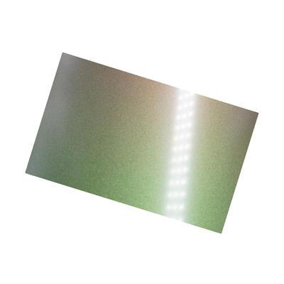 Coil Coat Solid Aluminum Jungle Green Color