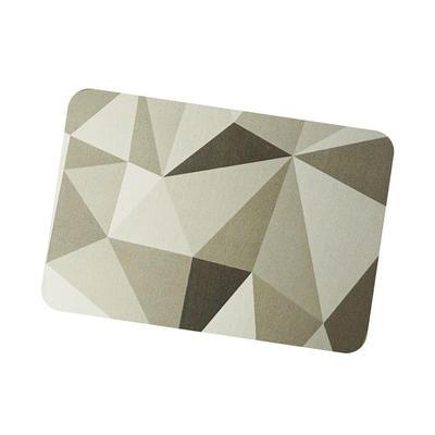 Coil Coat Solid Aluminum Geometric