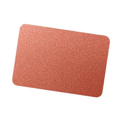 Coil Coat Solid Aluminum Copper Metallic